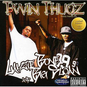 Thug Twinz - Layzie Bone & Big Sloan [CD] USA import