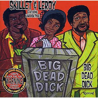 Poêle & Leroy - Big Dick Dead [CD] USA import