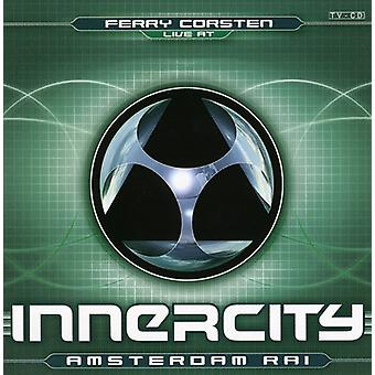 Ferry Corsten - Live at Innercity [CD] USA import