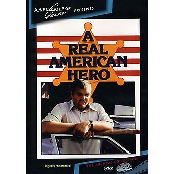 Real American Hero (1978) [DVD] USA import
