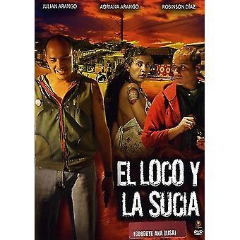 Goodbye Ana Elisa [DVD] USA import