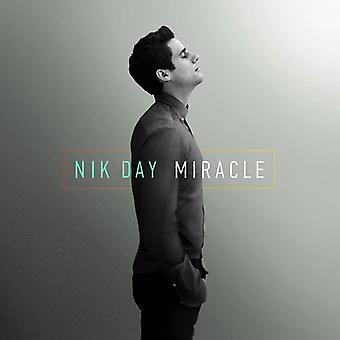 Nik Day - Miracle [CD] USA import