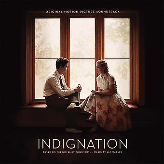 Jay Wadley - Indignation - O.S.T. [CD] USA import