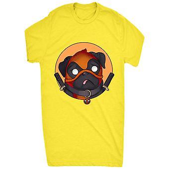 Dead Pug Pool - Ninja för män