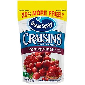 Ocean Spray Craisins Pomegranate Dried Cranberries