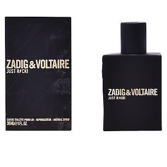 Zadig & Voltaire Just Rock! Pour Lui Edt Spray 100 Ml For Men