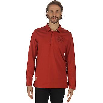 Regatta Herren Pierce Coolweave Crew Neck Long Sleeve Casual T shirt