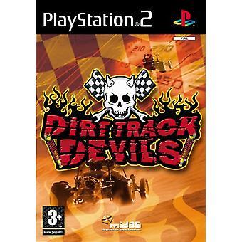 Dirt Track Devils (PS2) - Ny fabrik förseglad