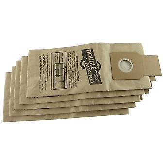 Panasonic rechtop stofzuiger papieren stofzakken