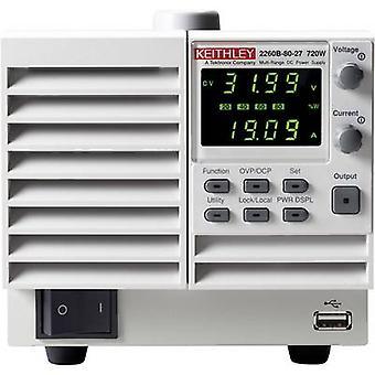 Keithley 2260B-80-27 panca PSU (tensione di uscita regolabile) 0 - 80 V 0 - 27 A 720 W No. delle uscite 1x