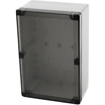 Fibox PCTQ3 203612 Soporte de montaje 360 x 200 x 151 Policarbonato (PC) Gris-blanco (RAL 7035) 1 ud(s)