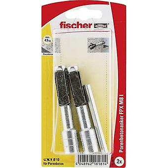 Fischer, FPX-anclaje para hormigón 75 mm 1 522829 M8 espuma K puse