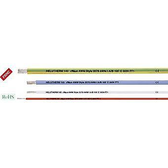 Helukabel 61860 Cable resistente al calor HELUTHERM 145 1 x 0,96 mm2 Azul Vendido por metro