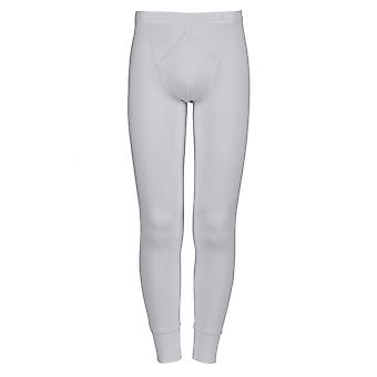 Jockey moderne Front Y thermique Long John White