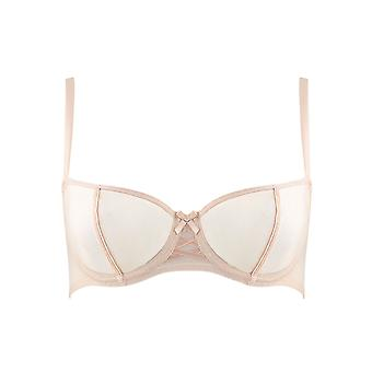 Aubade FM14 Women's Nudessence Sheer Underwired Half Cup Bra