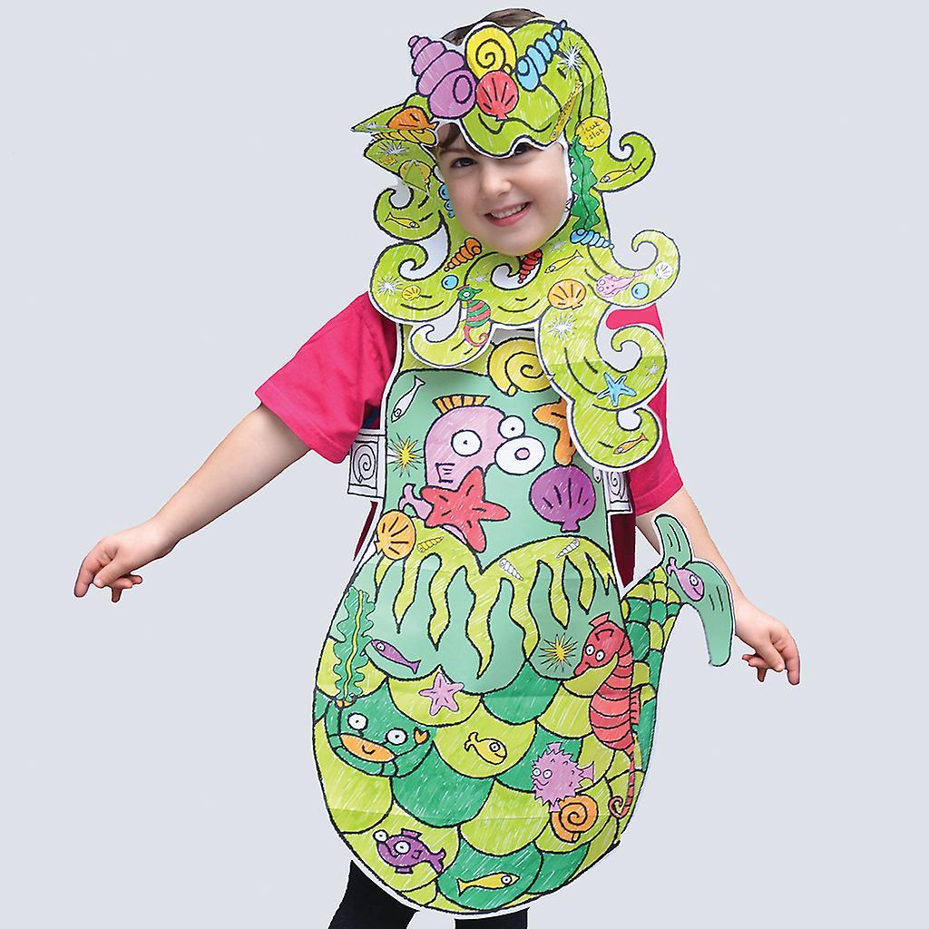 Fancy Dress – Mermaid