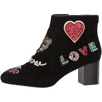 Kate Spade New York Womens Liverpool Closed Toe Ankle Fashion Boots