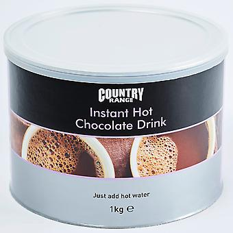 Country Range Instant Drinking Hot Chocolate Mix
