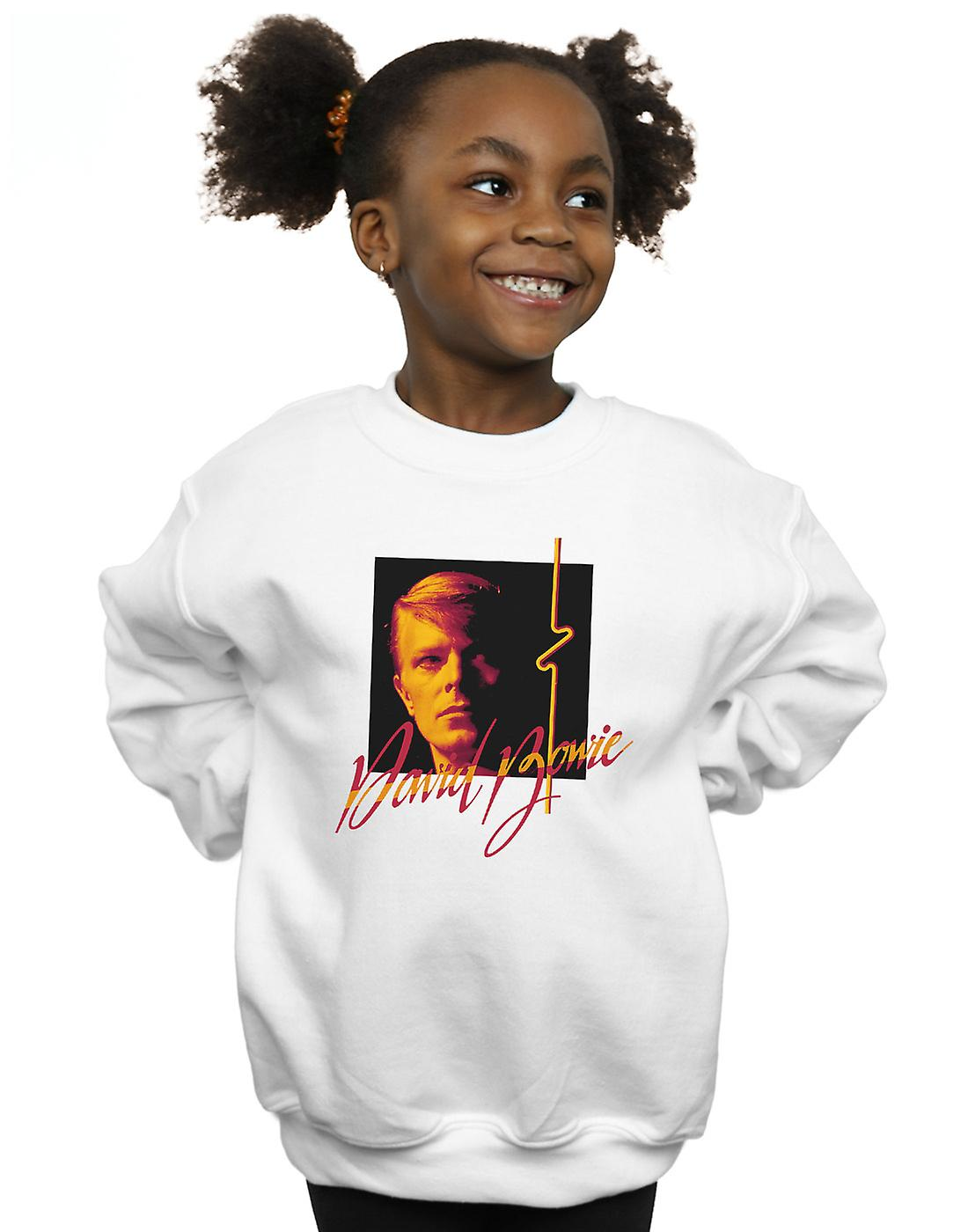David Bowie Girls Photo Angle 90s Sweatshirt
