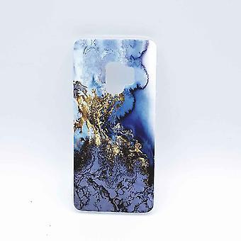 Samsung Galaxy S9 – l'affaire – or sur la neige