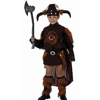 Kinder kostuums Viking meisje kostuum