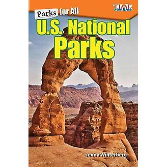 Parks for All - U.S. National Parks (Level 4) by Jenna Winterberg - 97