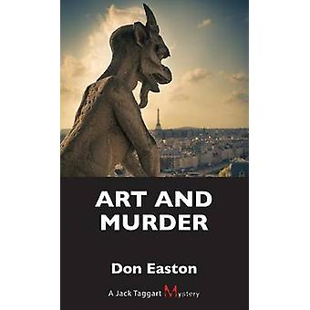 Art and Murder by Don Easton - 9781459730694 Book
