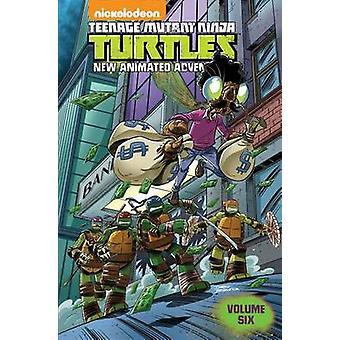 Teenage Mutant Ninja Turtles - Volume 6 - New Animated Adventures by Da