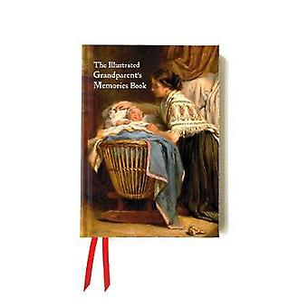 Het geïllustreerde grootouder herinneringen boek - vertellen het verhaal van uw L