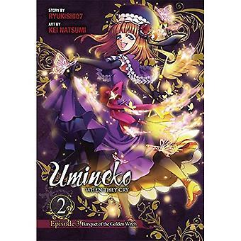 Umineko quand ils pleurent épisode 3: Banquet of the Golden Witch, Vol. 2