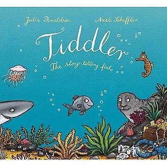 Tiddler regalo-ed