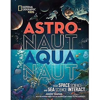 Astronaute-Aquanaut
