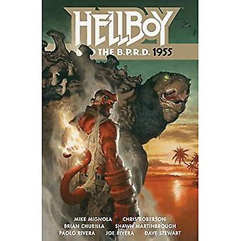 Hellboy et le B.p.r.d.: 1955