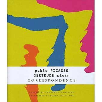 Korrespondanse: Pablo Picasso og Gertrude Stein (fransk listen serien)
