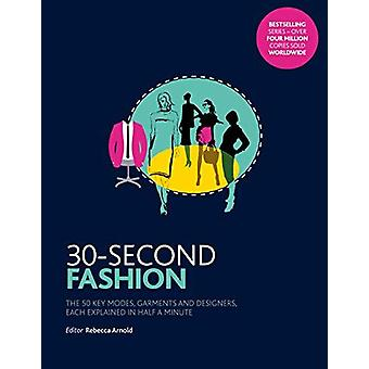 30-Second Fashion - The 50 key modes - garments - and designers - each