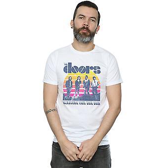 Dörrar Herrarnas väntar på solen Band T-Shirt