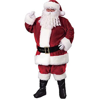 Santa Claus costume adulte