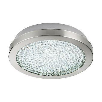 Eglo - Arezzo 2 LED cristal circulaire plafond montage EG32046
