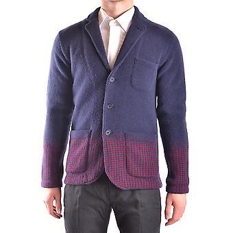 Altea Ezbc048036 Männer's Blaue Wolle Blazer