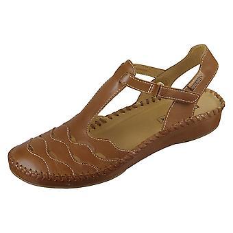 Pikolinos Vallarta 6550707 sapatos femininos universais de verão