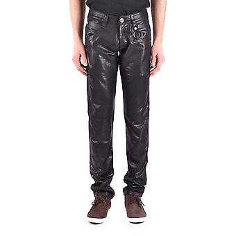 Diadora Ezbc101070 Hombres's Jeans de Algodón Negro