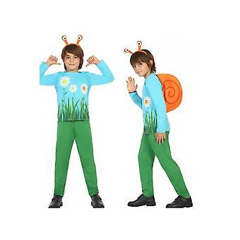 Kostium ślimak dzieci zwierząt kostiumy dla dzieci