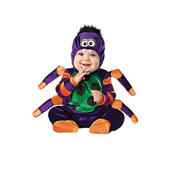 Kids Baby Itsy Bitsy Spider Bug Halloween Fancy Dress Costume