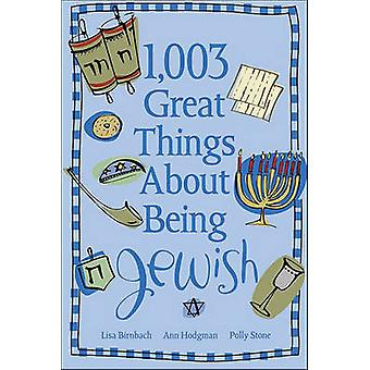 1 -003 Great Things about Being Jewish by Lisa Birnbach - Ann Hodgman