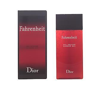 Diane Von Furstenberg Fahrenheit douche Gel 200 Ml pour les hommes