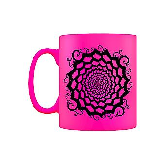 Grindstore Mandala Motif Neon muki