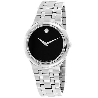 Movado Metio Stainless Steel Mens Watch 0606203