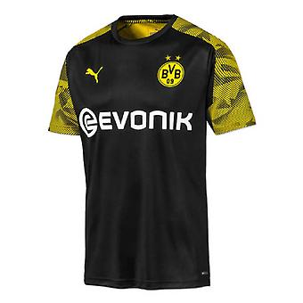 2019-2020 Borussia Dortmund Puma Training Shirt (Black)