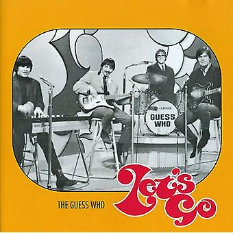 Guess Who - Lets Go [CD] USA import