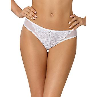 Nipplex CLO-BIA-FIG Femme Cloe White Knickers Panty Brief complet